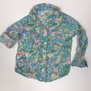 Carter's 2T Spring button up top